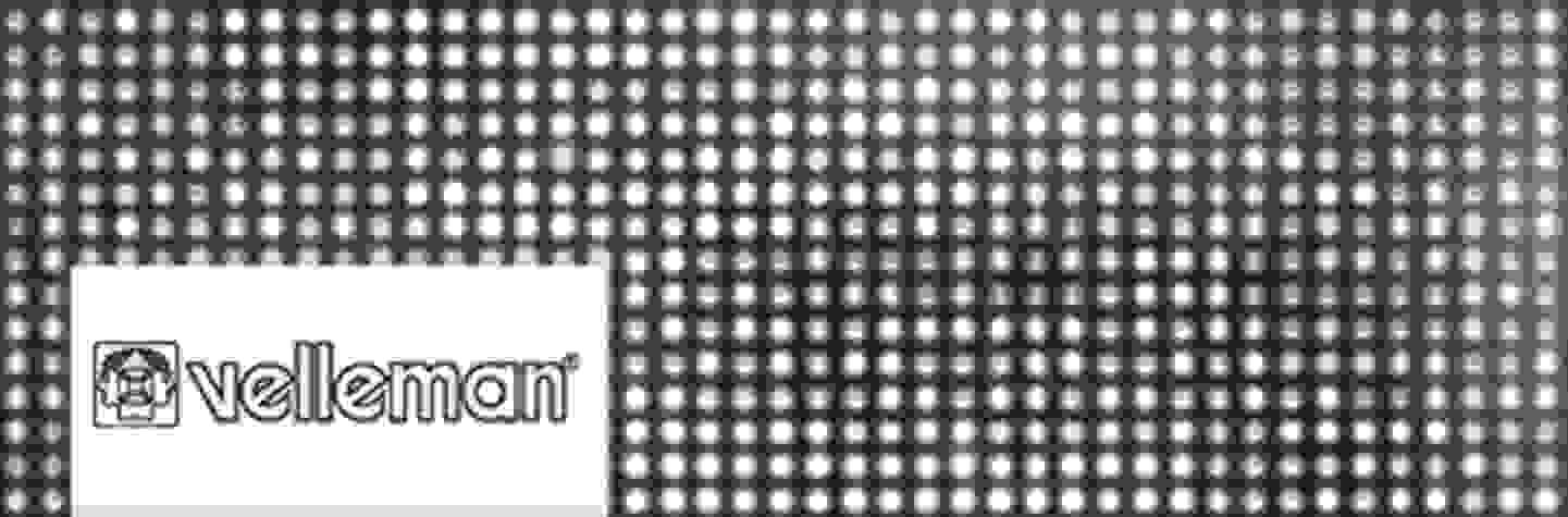 Velleman LED-Würfel Bausätze