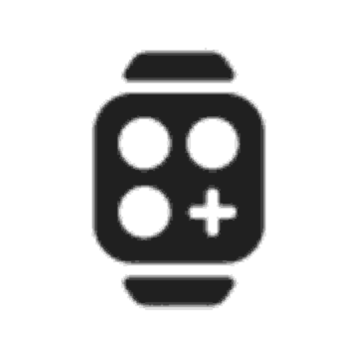 Apps am Handgelenk