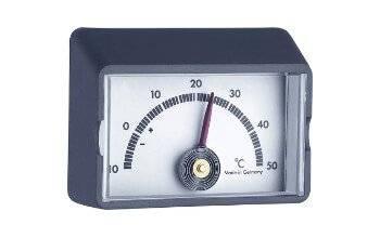 Einbau-Thermometer Innenbereich