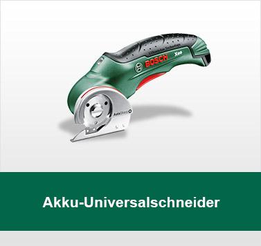 Akku-Universalschneider