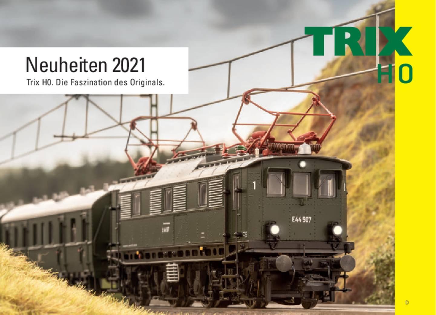 Trix Katalog 2021