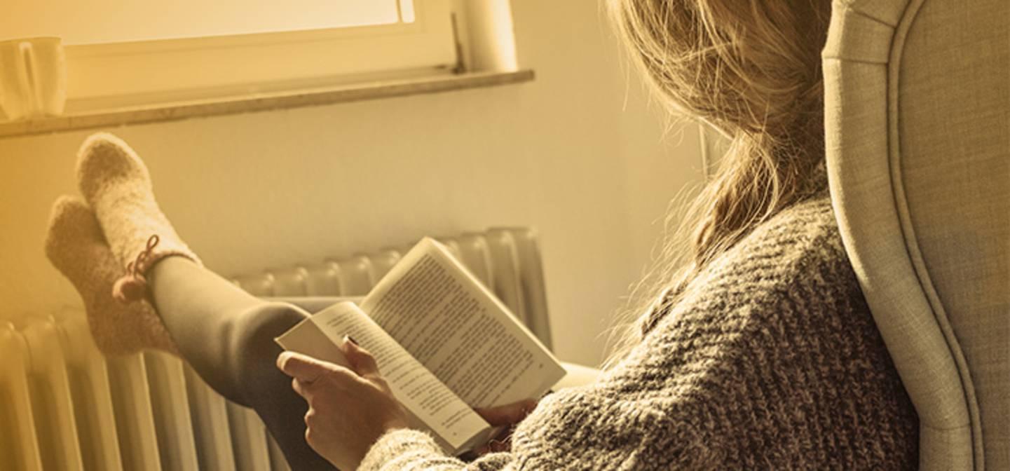 Herbst bedeutet: Mehr Zeit zum Lesen und Spielen