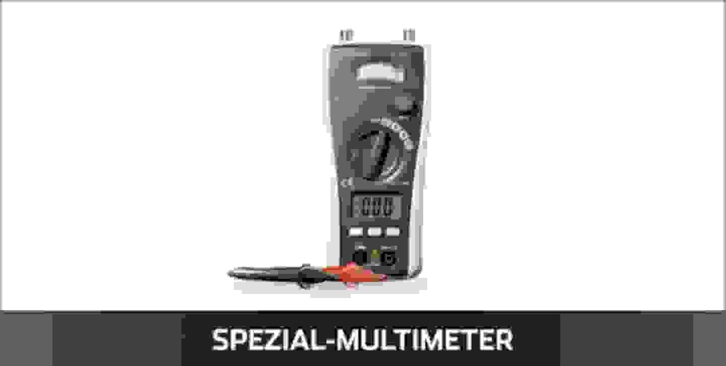 Voltcraft Spezial Multimeter