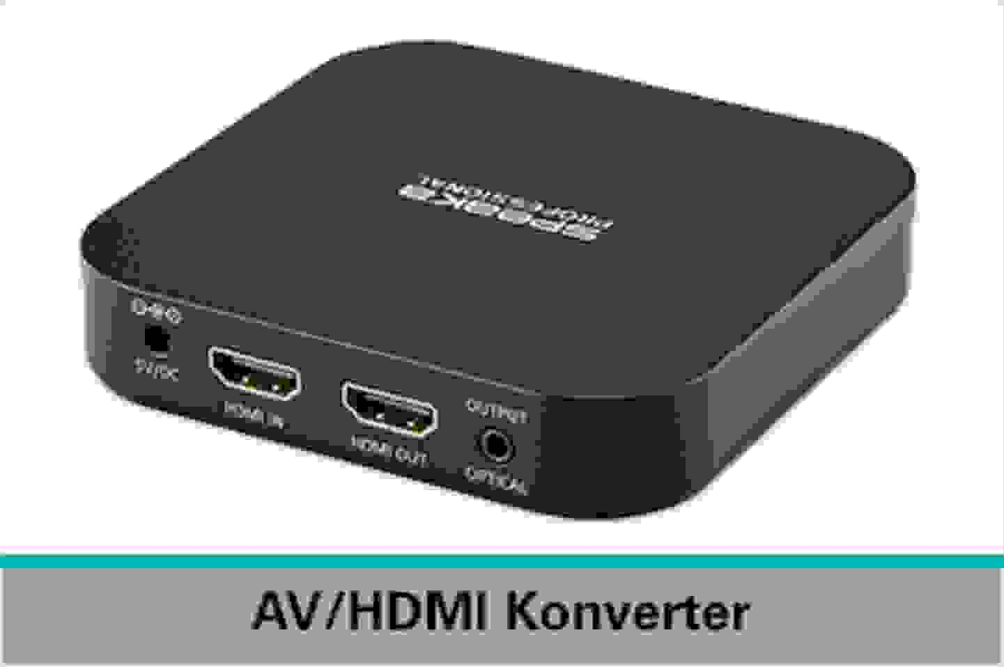 Speaka Professional AV/HDMI Konverter