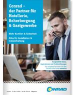Hotellerie & Gastgewerbe Flyer