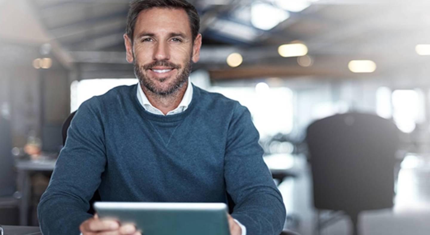 Lösungen für Geschäftskunden, Einkäufer, IT-Leiter und Geschäftsführer - Mehr erfahren »