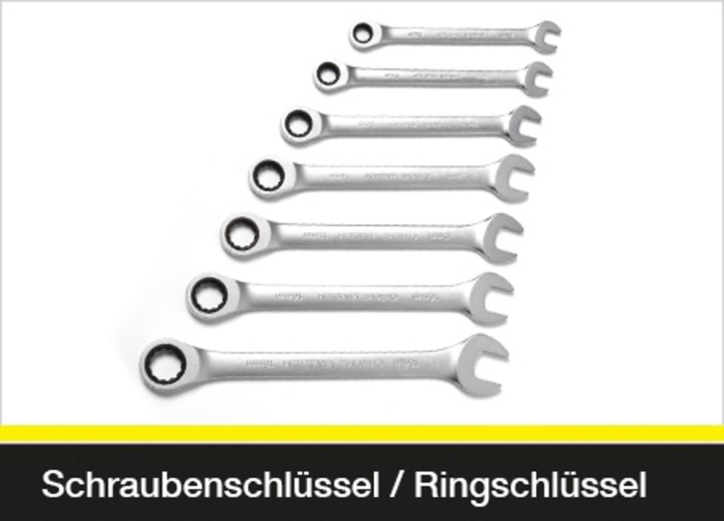 Schraubenschlüssel / Ringschlüssel