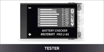 Voltcraft Tester