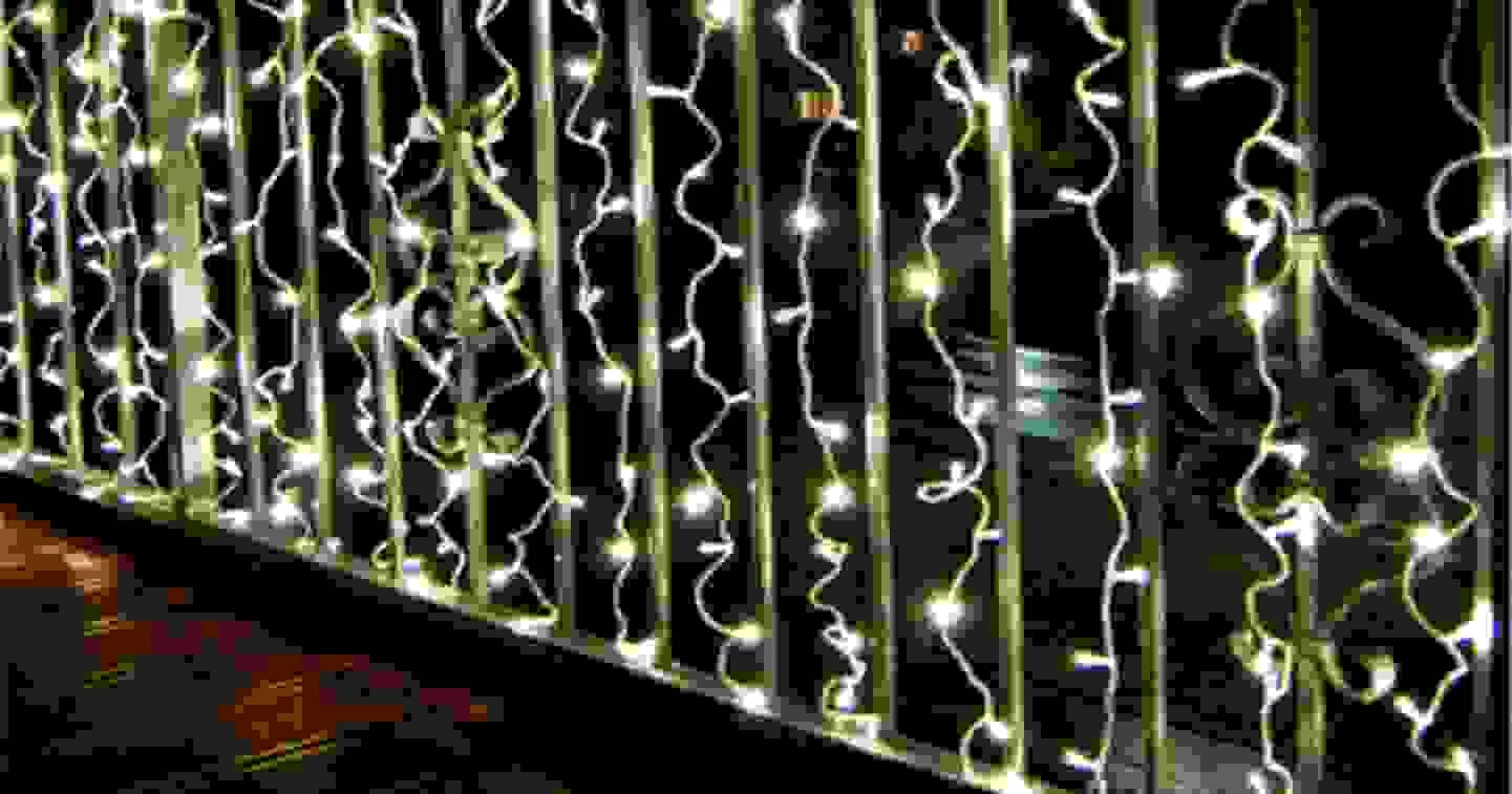 Kostsmide - LED Lichtervorhang-System-Erweiterung »