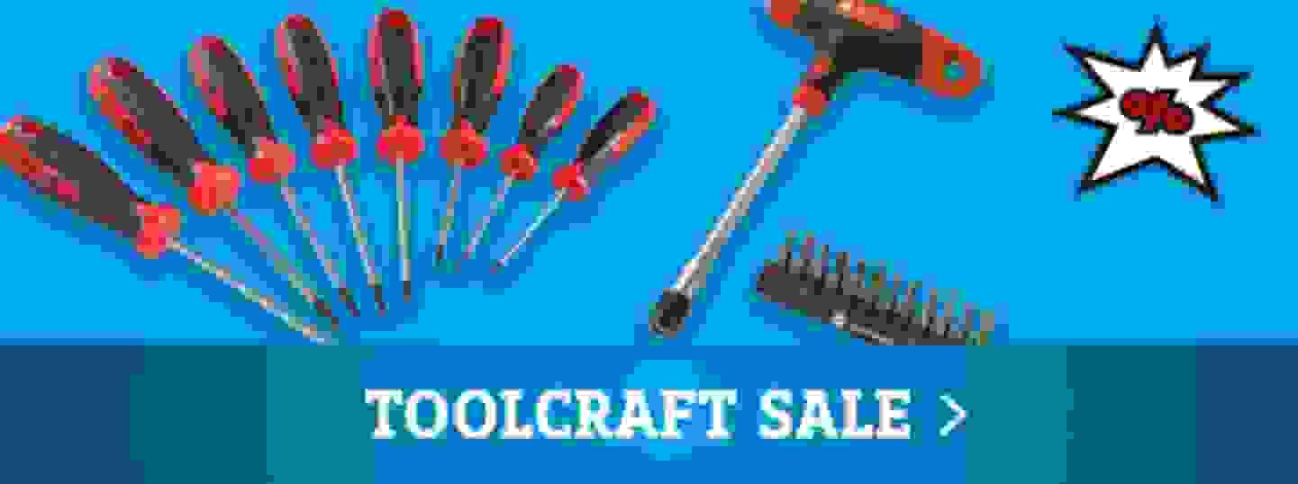 Toolcraft Sale