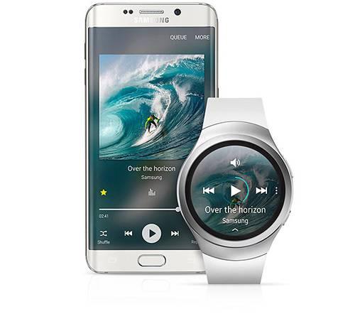 Smartwatch in Kombination mit dem Smartphone