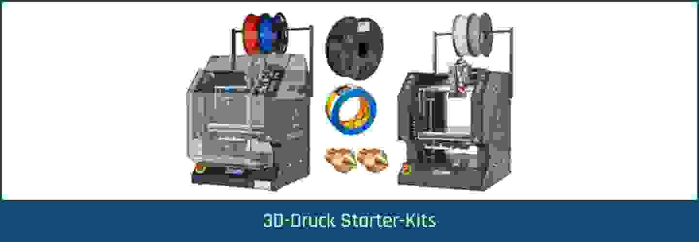 MAKERFACTORY 3D-Druck Starter Sets