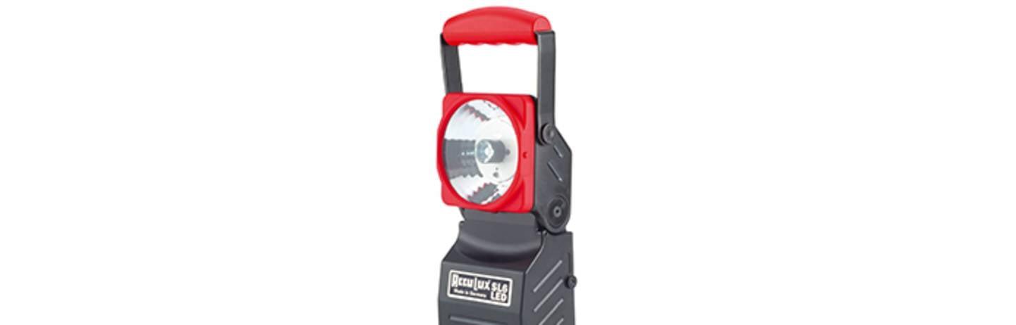 AccuLux LED Akku-Handscheinwerfer