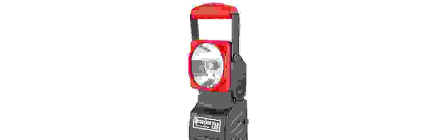 AccuLux - Projecteur LED manuel à batterie