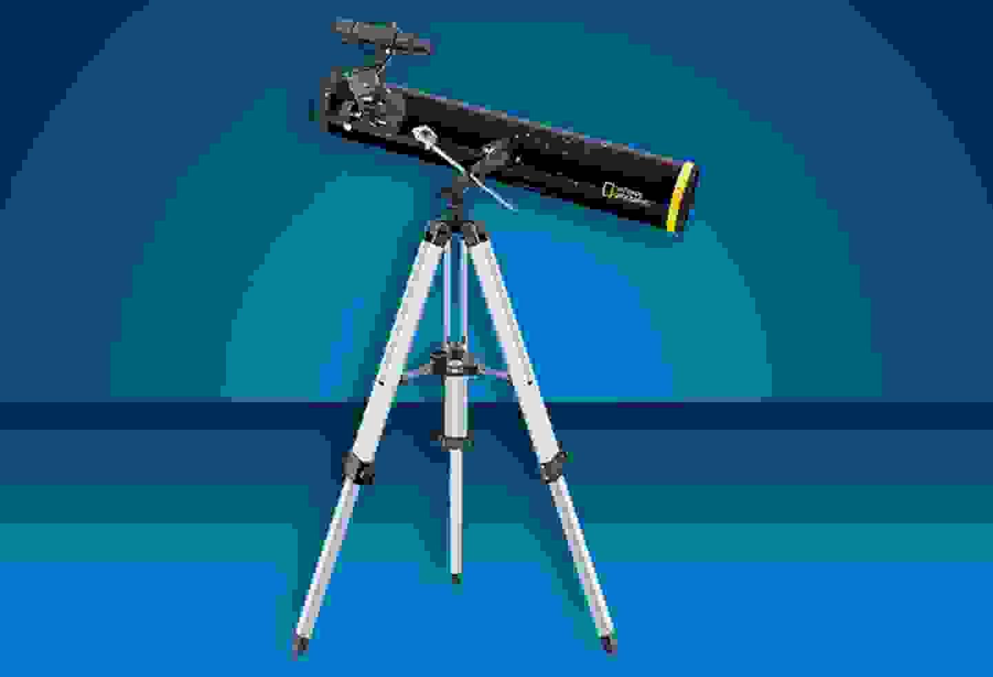 National Geographic - AZ Spiegel-Teleskop »