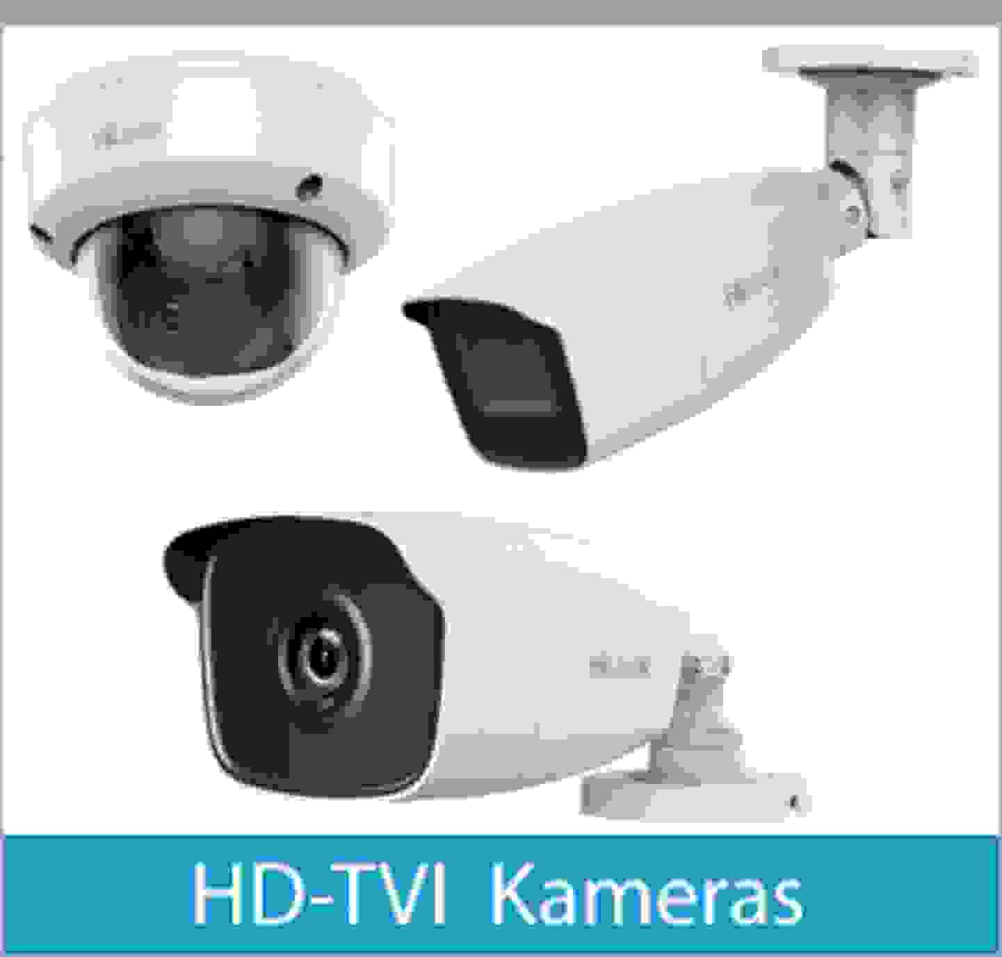 HD-TVI Kameras