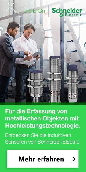 Schneider Electric Industriesensoren
