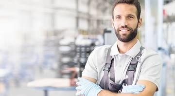 Lösungen für Wartungsingenieure, Produktionsleiter, Elektriker und alle, die in der Wartung und Instandhaltung tätig sind - Mehr erfahren »