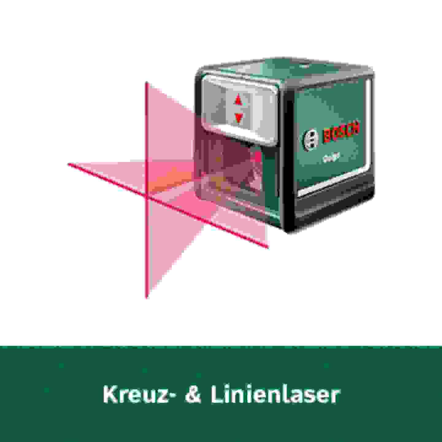 Kreuz- & Linienlaser