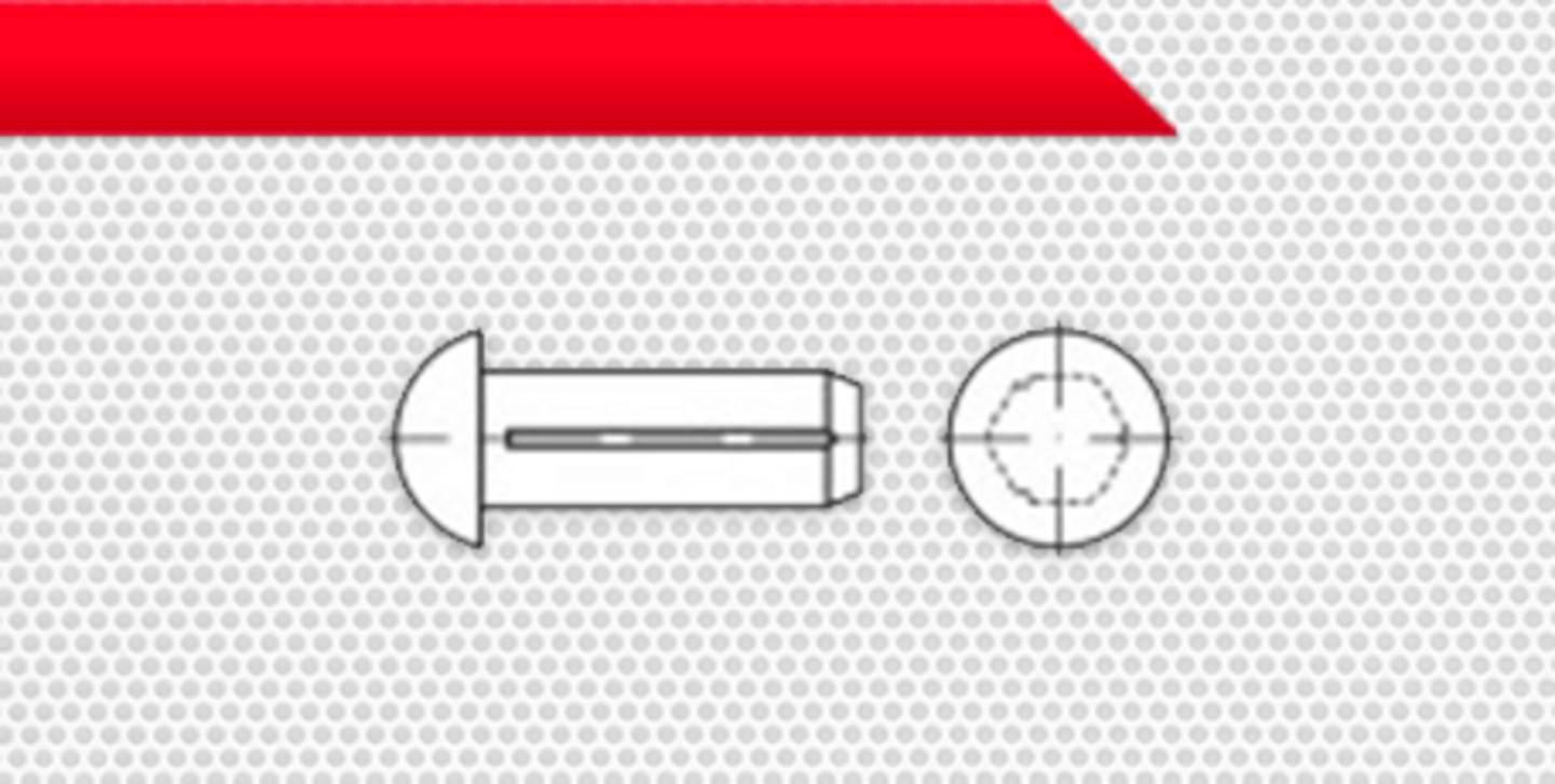 Toolcraft Nägel und Stifte