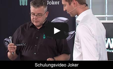 Schulungsvideo Joker