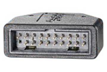 USB 3.0 Stecker intern 19pol.