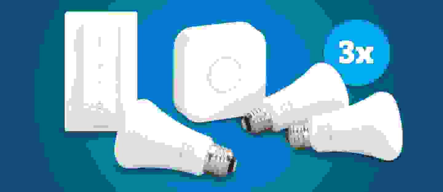 Philips Lighting Gewinnspiel
