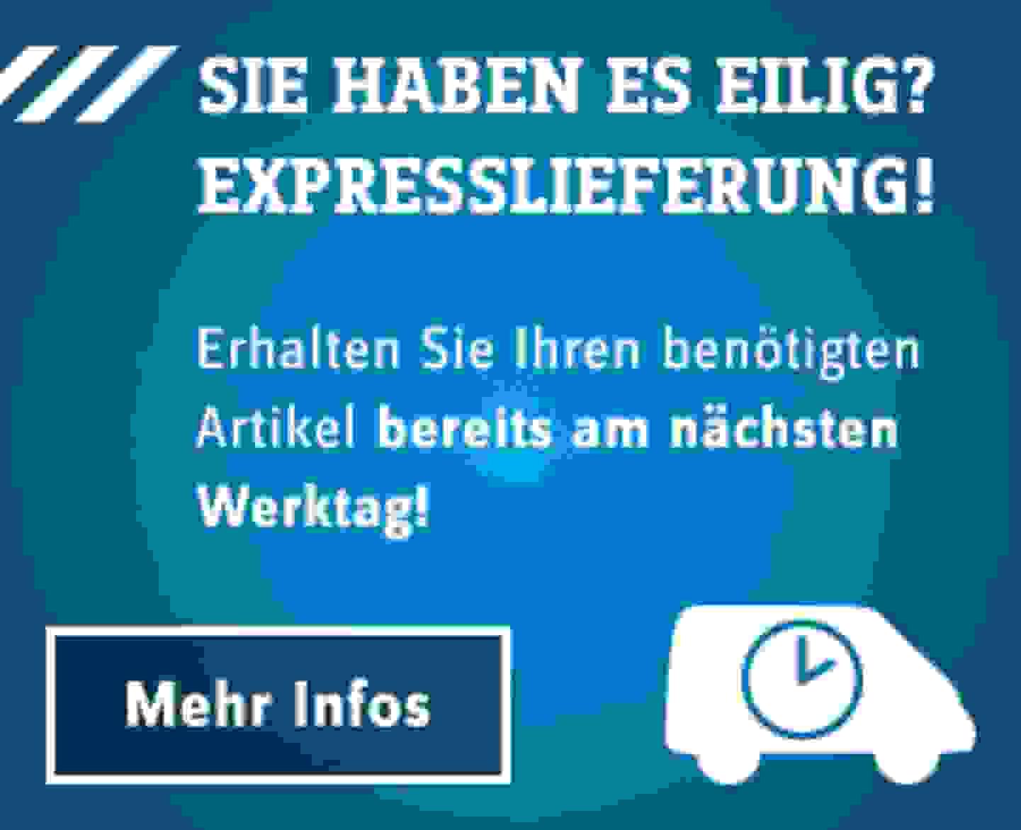 Service Expresslieferung
