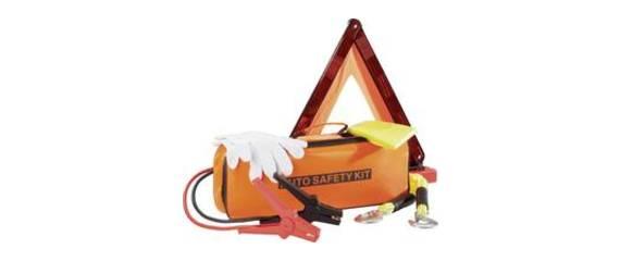 Breakdown assistance set