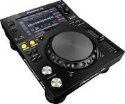 DJ Single Media Player