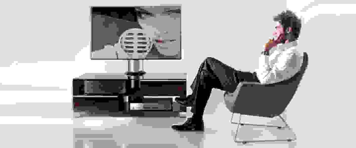 Trendige TV-Möbel sorgen für einen frischen Wind im Wohnzimmer