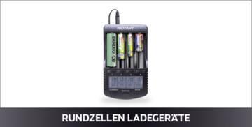Voltcraft Rundzellen Ladegeräte