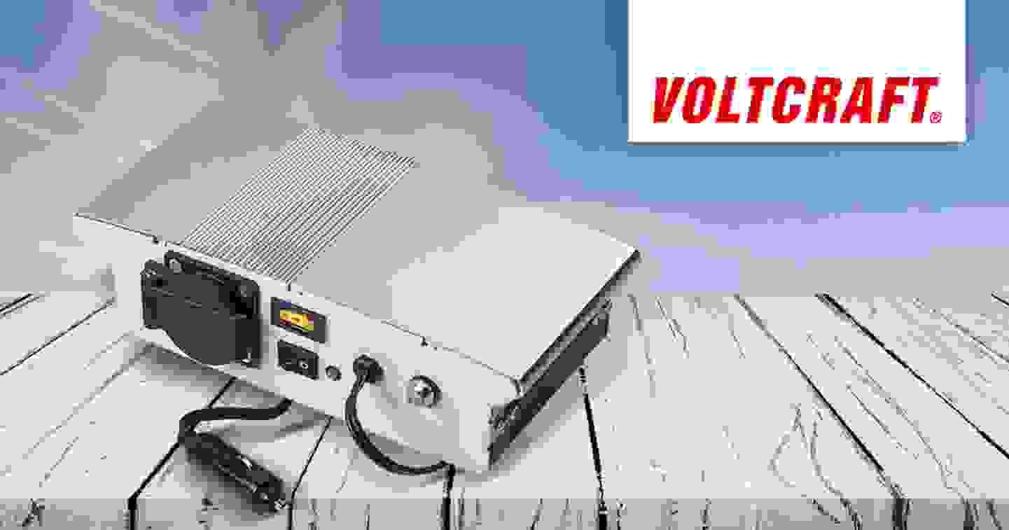 Voltcraft - Convertisseur