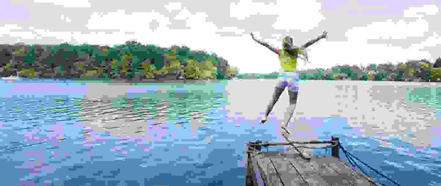 Sommer Aktivität - Spass mit Wasser »
