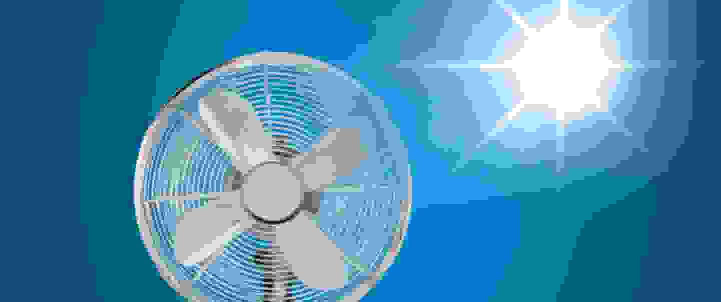 Ventilatoren und Klimageräte