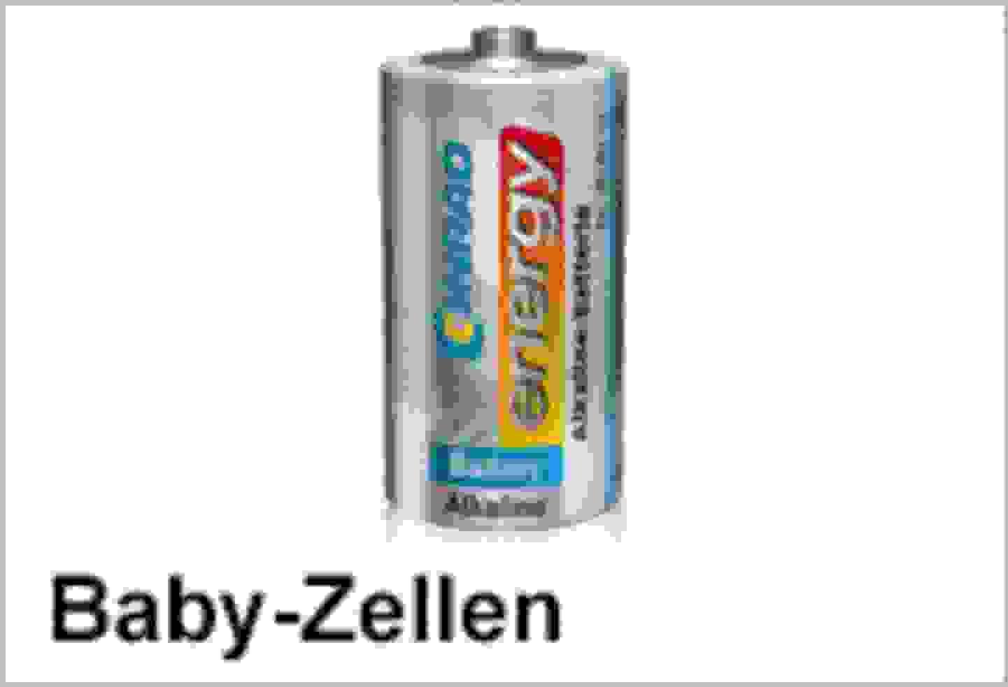 Conrad Energy Baby-Batterien