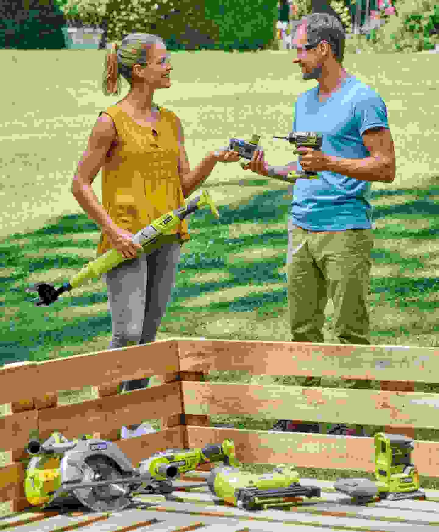 Ihre Lösung rund um Hause und Garten image