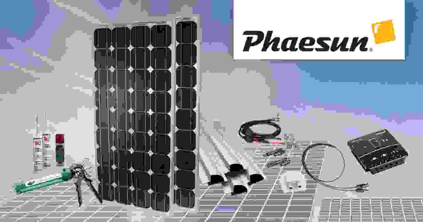 Phaesun - Solarmodule