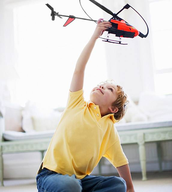 Modell-Helikopter