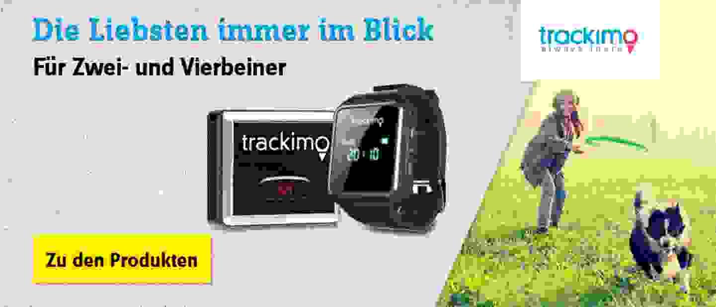 Trackimo - GPS Tracker