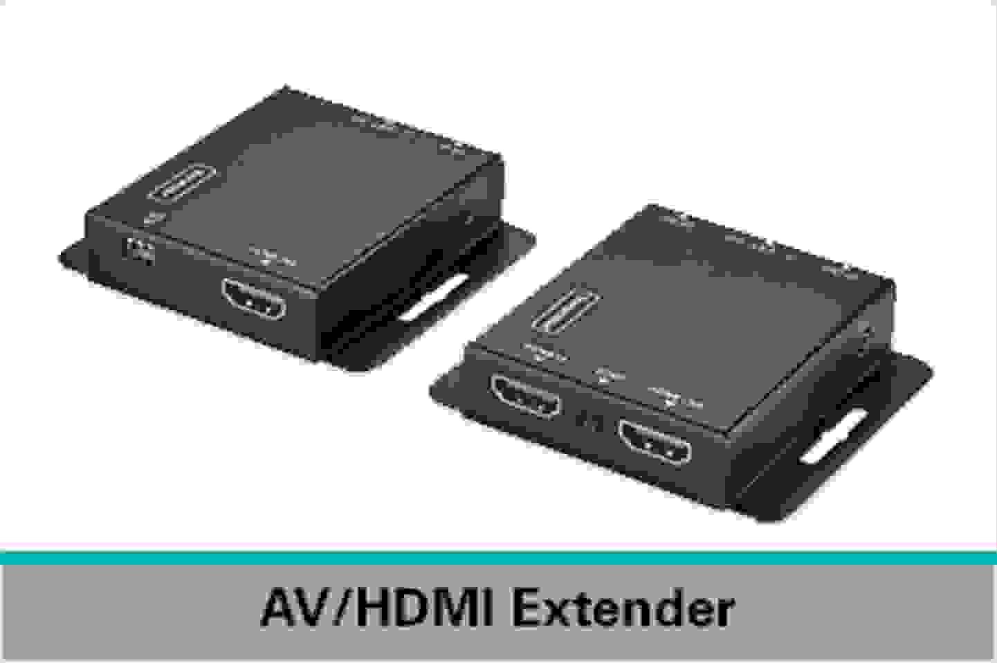 Speaka Professional AV Extender