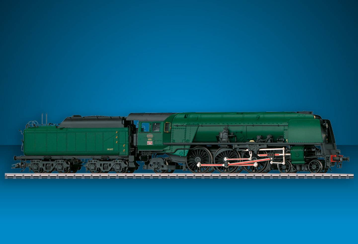 Märklin - Dampflokomotive »