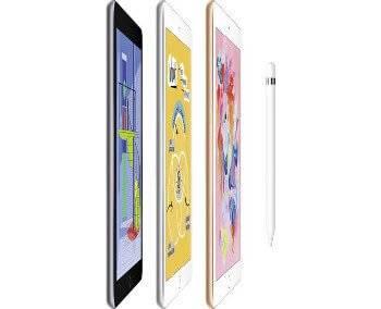 Das iPad für Schulen ist mit dem Apple Pencil