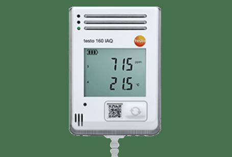 CO2 -Datenlogger testo 160 IAQ