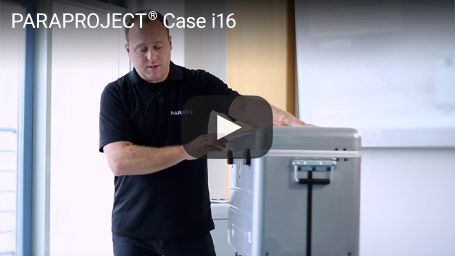 PARAPROJECT® Case i16 | PARAT IT