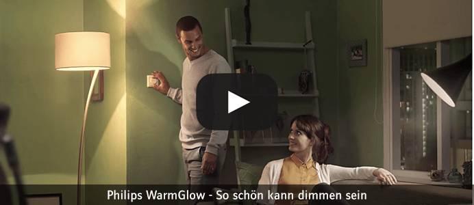Philips WarmGlow - So schön kann dimmen sein