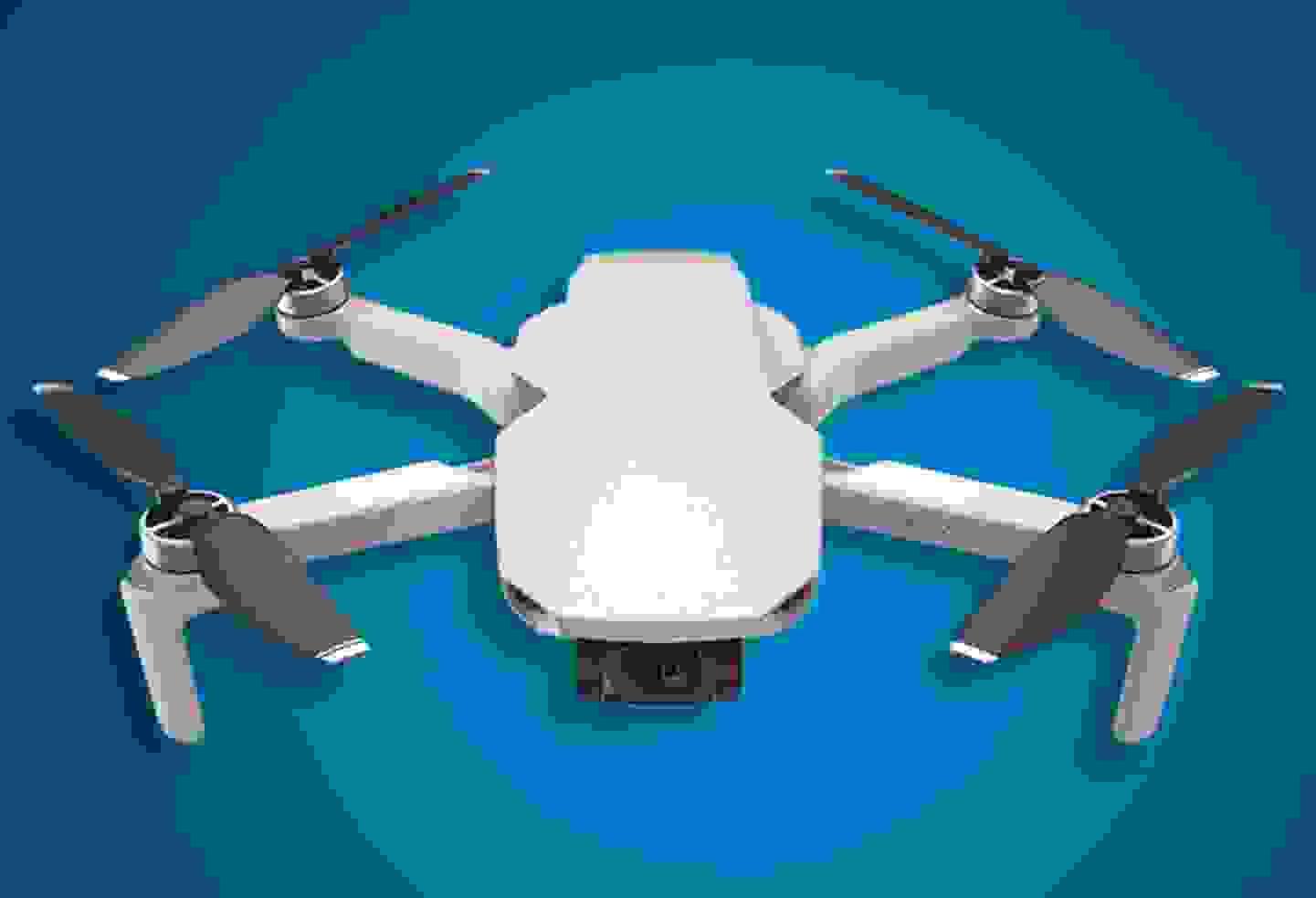 DJI - Mavic Mini Quadrocopter Kameraflug »