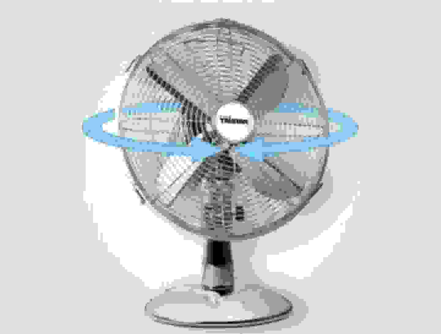 oszillierender Ventilator