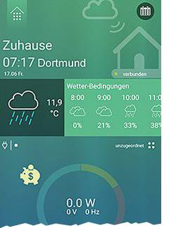 ∑CASA App für Android und iOS