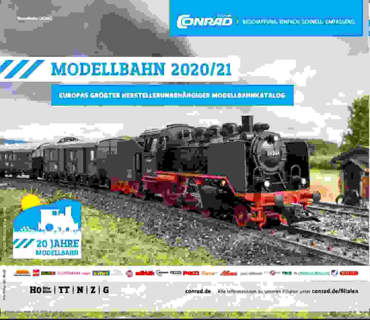Modellbahn 2020